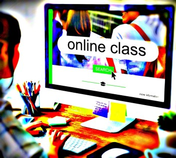 on line classes